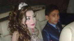 A 11 anni il loro destino è già deciso. Le foto del fidanzamento di Omar e Gharam fanno indignare gli