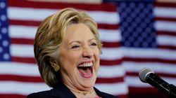 Hillary vola