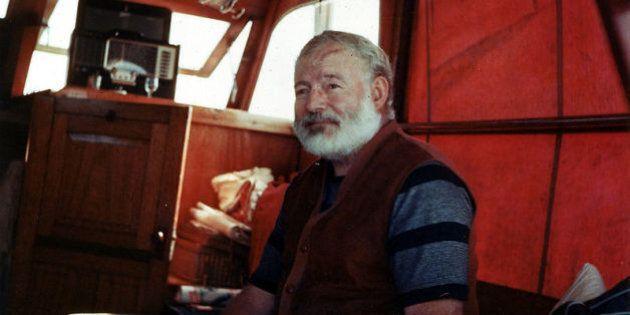 Il discorso di Ernest Hemingway al ricevimento del Nobel per la letteratura: