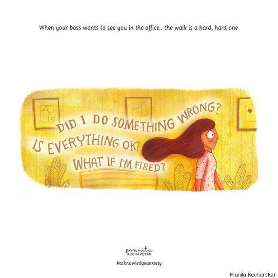 14 illustrazioni fin troppo reali per le persone che soffrono