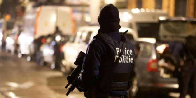 Centro di crisi belga: