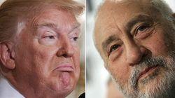 Un mese di Trump, Stiglitz spiega come sopravvivere a The