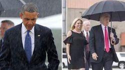 La vera differenza tra Obama e Trump è tutta sintetizzata in queste due