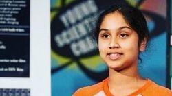 Questa ragazza a 13 anni ha inventato un dispositivo per produrre energia con soli 5