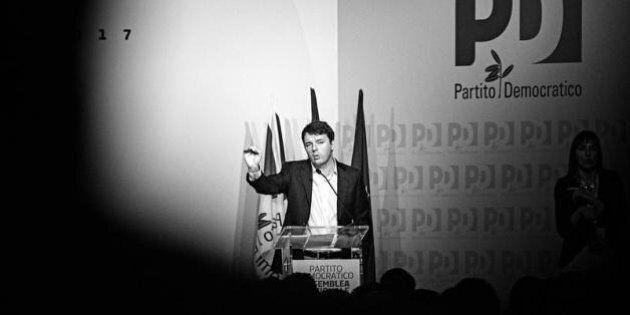 Congresso Pd: A.A.A. cercasi avversario anti-Renzi. Nessun segnale a Emiliano: domani Matteo non parla...