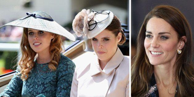 Le principesse Eugenie e Beatrice reclamano il loro stato di reali:
