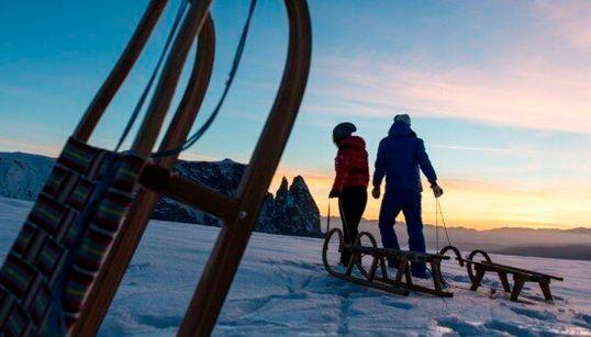 Piste da sci e paesaggi mozzafiato. Le 9 meraviglie della Val