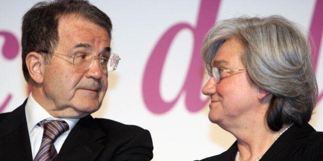 Romano Prodi e Rosy Bindi, ultimo tentativo di ricucire nel Pd.