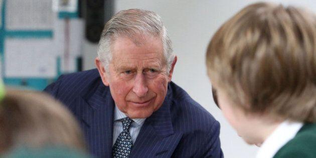 Il principe Carlo di Inghilterra contro il linguaggio di internet: