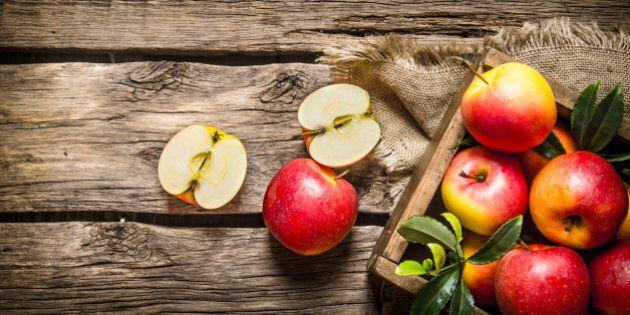 Gli antiossidanti delle mele contro il tumori del colon: uno studio italiano mostra i