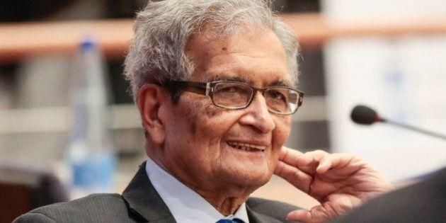 Il Nobel Amartya Sen per la Fondazione Con il Sud: