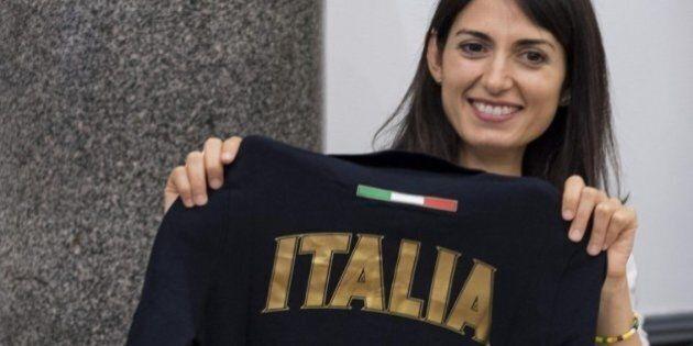 Roma2024, le lettere dei medagliati azzurri alla Raggi: