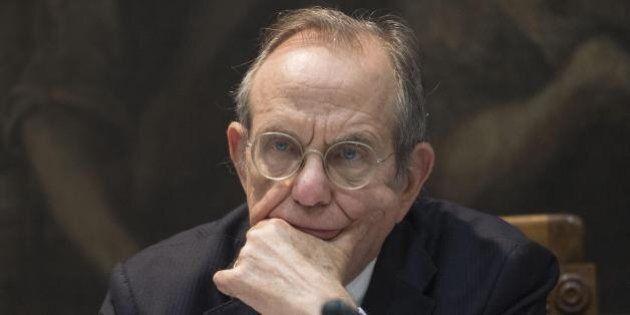 Banche, Pier Carlo Padoan: