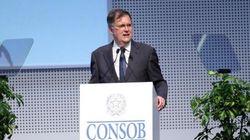 Governo congela il caso Consob, accetta una coabitazione forzosa con