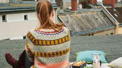 Per me l'amore è passeggiare sui tetti