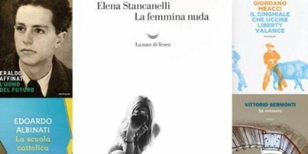 Premio Strega, votata la cinquina: Albinati in testa, poi Affinati, Sermonti, Meacci e