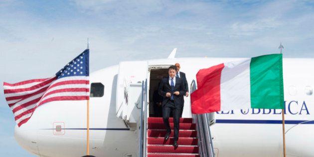 Renzi metabolizza la scissione e vola in California. E su Facebook lancia