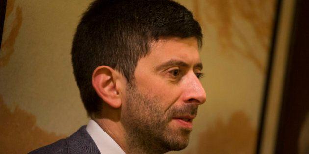 Roberto Speranza sull'emendamento De Luca: