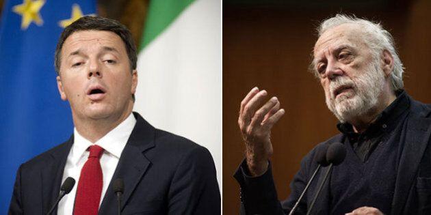 L'Unità, Sergio Staino scrive a Matteo Renzi: