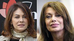 Veronica Lario promuove la scelta di Elena Sofia Ricci per interpretarla al cinema: