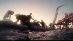 La strage del Mediterraneo raccontata dagli abissi: su Sky il documentario