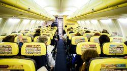 Ryanair aggiungerà più posti a sedere (ma non più spazio per le