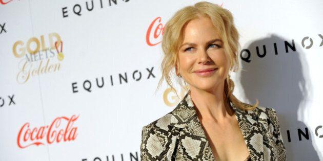 Nicole Kidman difende Donal Trump: