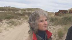 Da 40 anni vive da sola in una remota isola del Canada:
