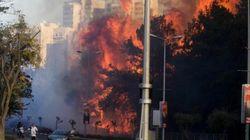 Paura in Israele per incendi che non danno tregua. Ad Haifa migliaia di