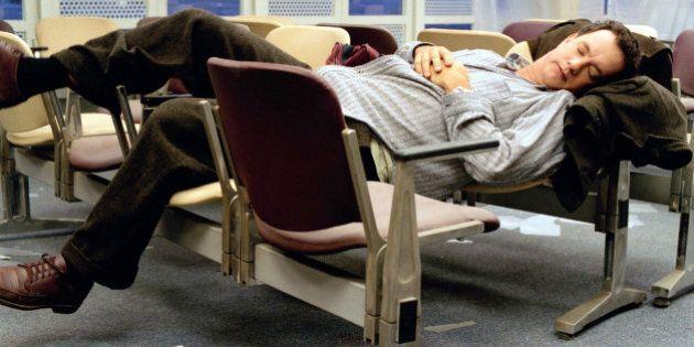 Donna disoccupata e separata ha vissuto da 9 mesi all'aeroporto di