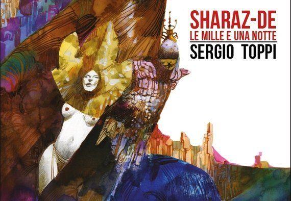 Le mille e una notte torna a fumetti grazie a Sergio