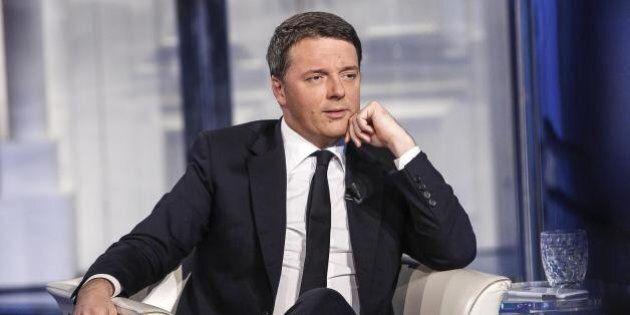 Matteo Renzi fa autocritica sul referendum. Ma difende il suo operato da Banca Etruria a Mps, passando...