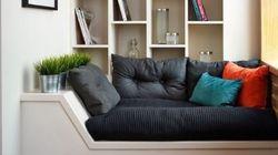 5 consigli per creare piccoli spazi funzionali (da