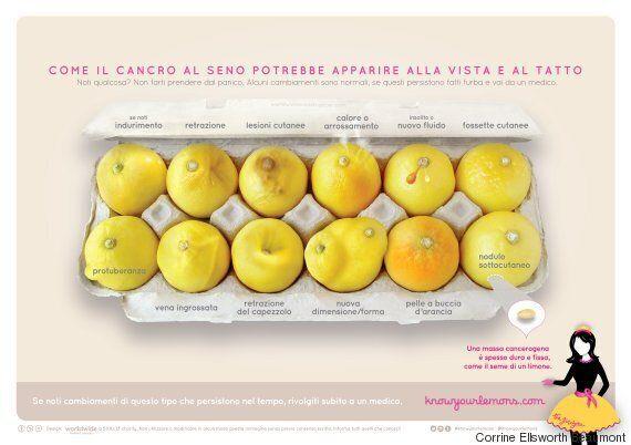 Questi 12 limoni ti aiutano a scoprire se hai un tumore al seno