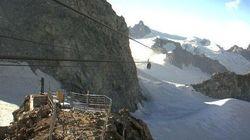 Guasto a una funivia sul Monte Bianco: 110 persone bloccate a 3mila