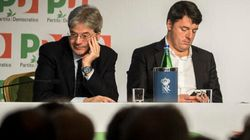 Renzi ritrova la serenità, Palazzo Chigi trova