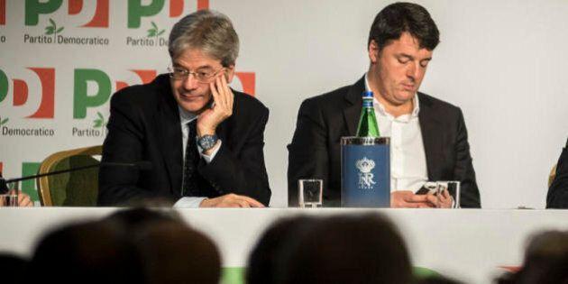 La scissione del Pd preoccupa Palazzo Chigi. Napolitano:
