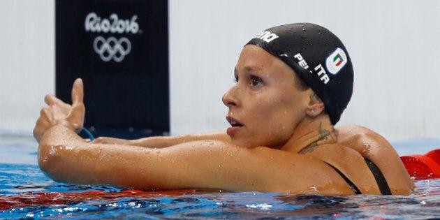Federica Pellegrini svela il segreto dell'insuccesso di Rio 2016: