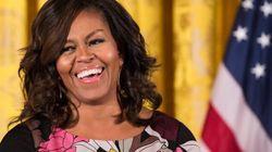 12 curiosità su Michelle Obama che ve la faranno amare più di quanto non facciate