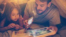 Il problema dei libri per bambini è che li leggono prima i