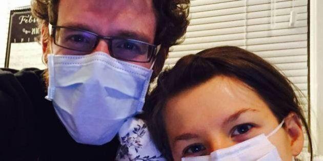 La storia di Johanna, la donna allergica a suo
