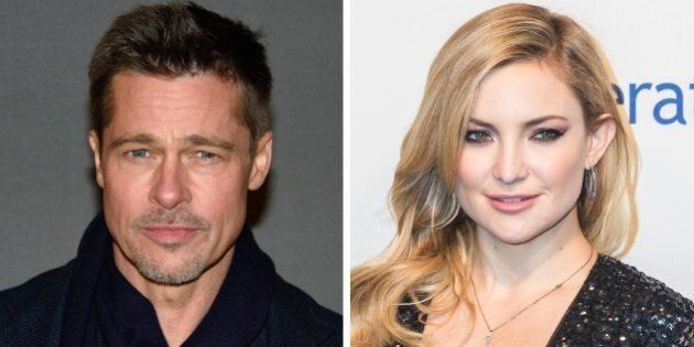 Brad Pitt e Kate Hudson fidanzati? Voci dall'Australia dicono di