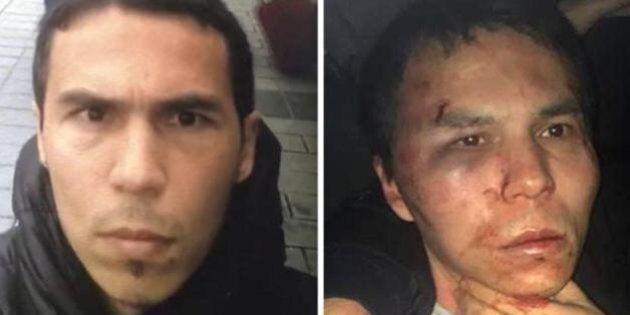 Abdulkadir Masharipov arrestato: l'attentatore del Reina a Istanbul era assieme al suo figlioletto di...