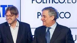 Verhofstadt: da Grillo al delfino di