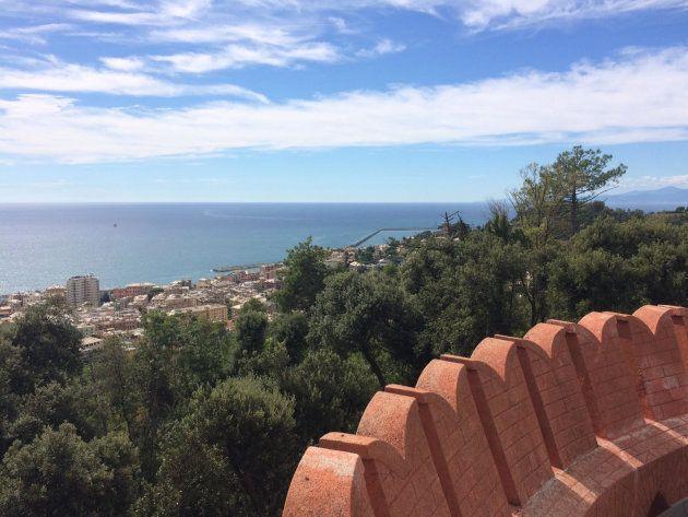 In Liguria per visitare il parco più bello