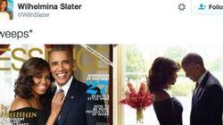 Ecco perché tutto il mondo sta parlando di questa foto di Michelle e Barack