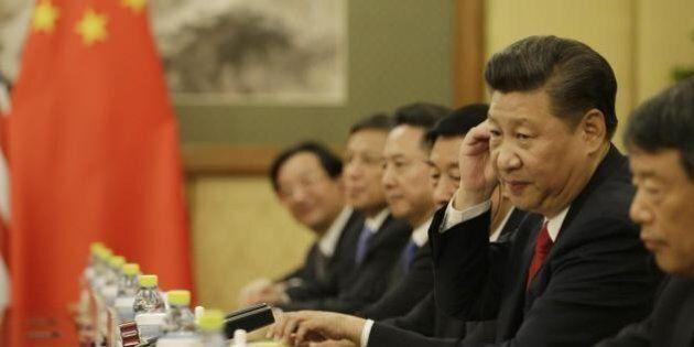 Il presidente cinese Xi Jinping per la prima volta al World Economic Forum: