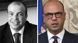 Il fratello di Alfano, dirigente in Poste per 200mila euro l'anno, non ha mai firmato un