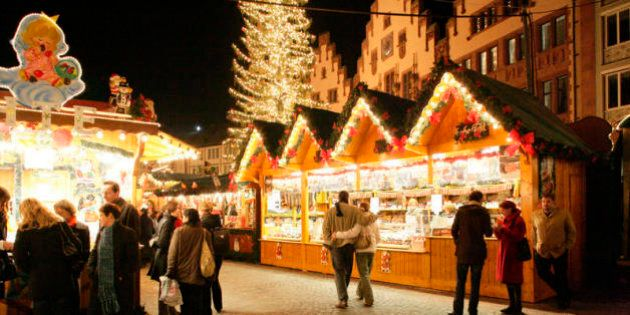 Anteprima di Natale in nord Europa: tra renne, Santa Claus, mercatini e aurore