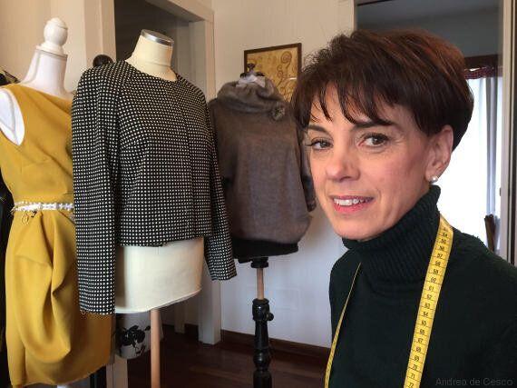 Paola Zuccati a 40 cambia vita: